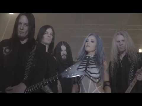 ARCH ENEMY - The World Is Yours (Behind The Scenes)