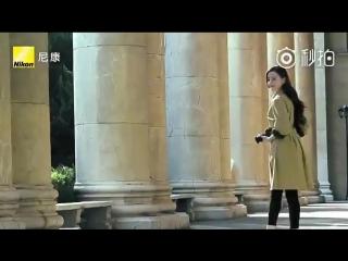 [Weibo] » 180922 尼康中国 (Nikon China) weibo update | Jing Boran | Цзин Божань | 井柏然 | Dilraba Dilmurat | Дильраба Дильмурат | 迪丽热巴