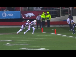 NCAA College Football. Ole Miss Rebels @ Arkansas Razorbacks. 13.10. 2018. Highlights.