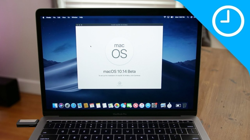 How to create a bootable macOS Mojave USB Install drive [9to5Mac]