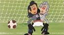 Метеор и другие 7. Футбольные звёзды. Лучшие советские мультфильмы о спорте в HD качестве