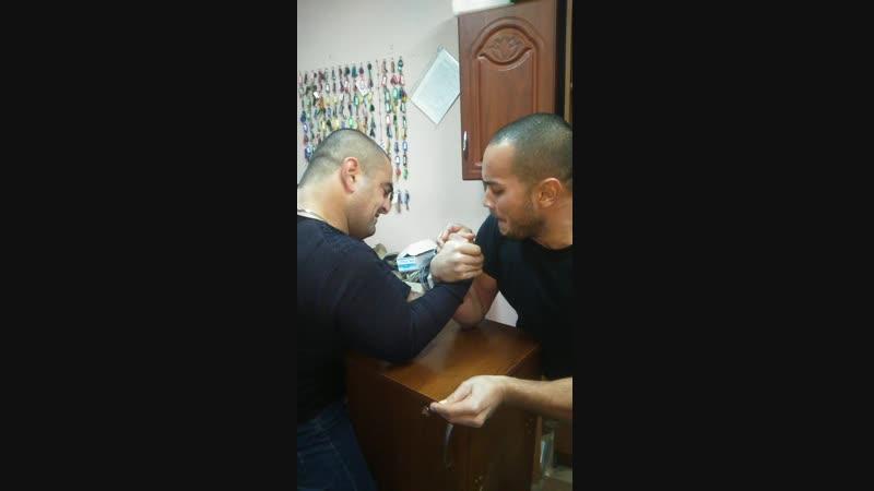 Армфайт Абдураимов 75 кг - Салиев 100