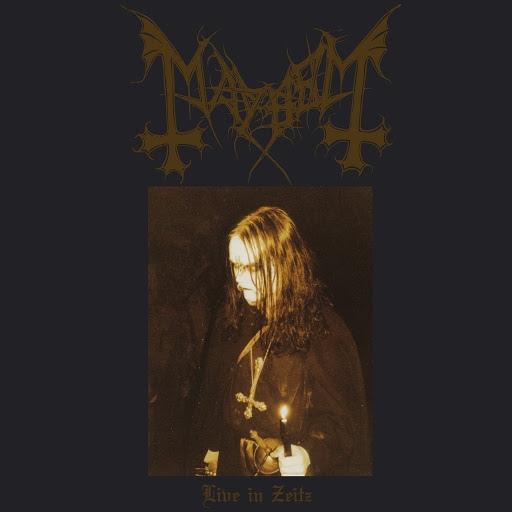 Mayhem альбом Live in Zeitz