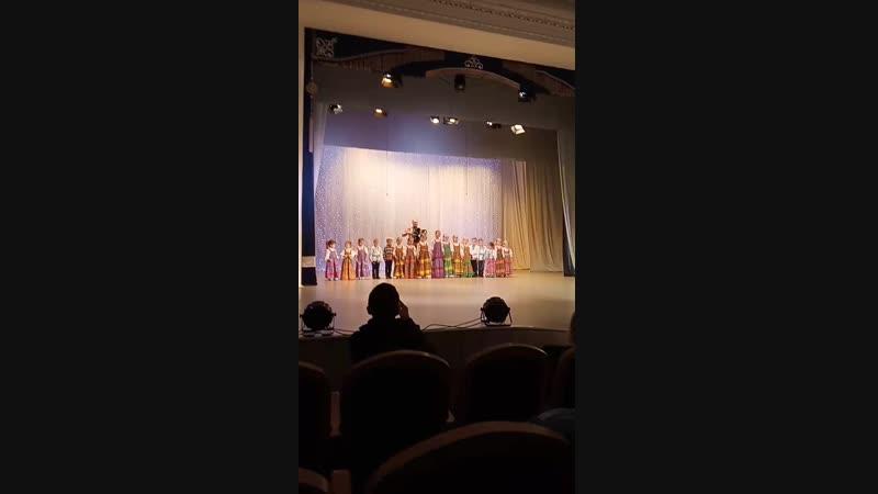 V Международный конкурс творчества и искусства VinArt Соломбала АРТ 9.12.2018. младшая группа