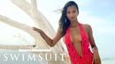 Lais Ribeiro Wears Nothing But Bikini Bottoms For Tree Photoshoot | Sports Illustrated Swimsuit