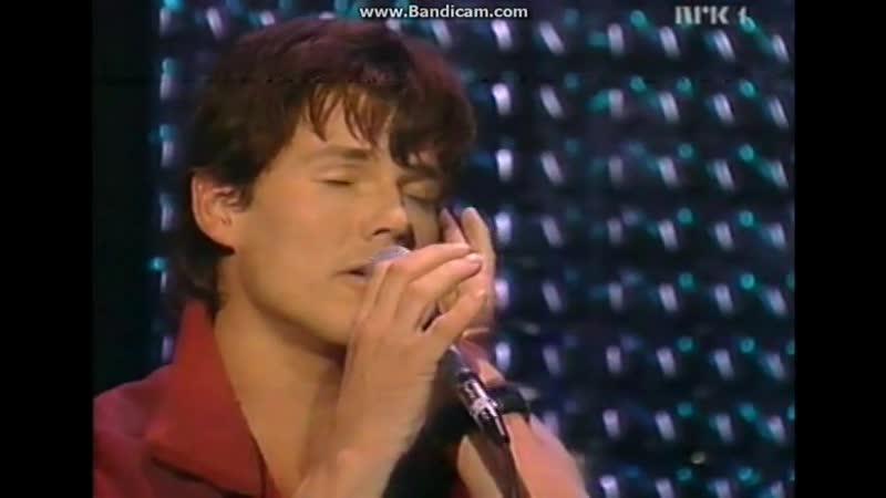 Morten Harket - Bridge Over Troubled Water, Live 1995