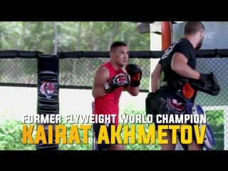Кайрат Ахметов vs. Ма Хао Бин | 22 сентября на ONE: Conquest of Heroes