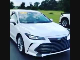Toyota avalon 2019 💕😍