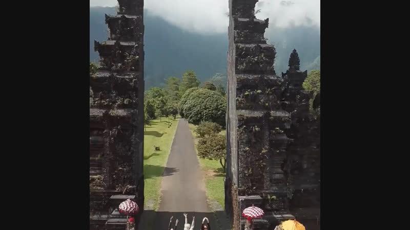 Bali 🔆 experiment