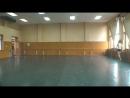 Beijing Dance Academy Ballet Performance class part 2