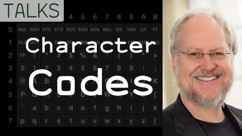 Douglas Crockford Explains Character Codes