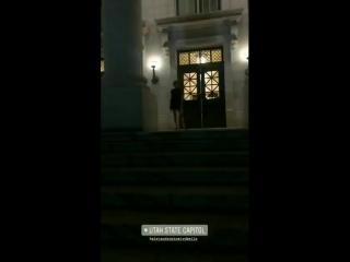 Ana de Armas - Instagram Story (07.06)