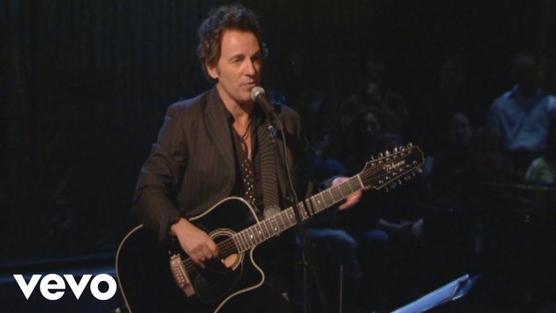 Bruce Springsteen - Nebraska - The Story (From VH1 Storytellers)