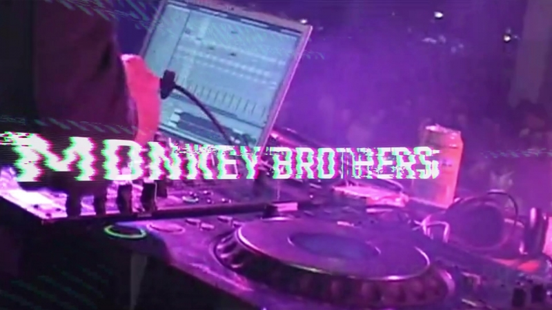 28 Сентября - Loft Room - Monkey Brothers [Live] В Embargo!