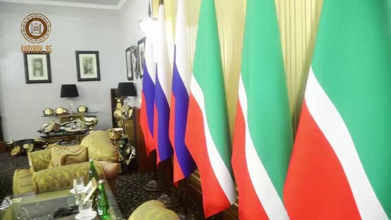 Рамзан Кадыров обсудил вопросы развития онкологической службы Чеченской Республики с главным онкологом РФ Андреем Каприным