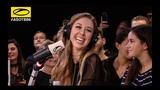 HALIENE sings Saving Light Acapella LIVE on ASOT 886 with Armin Van Buuren