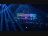 Lady Gaga - The Cure (Rehearsal) + Performance + Just Dance + Award Acceptance 2017 AMAs BACKHAUL