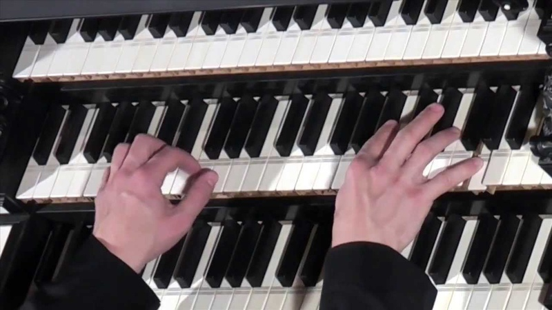J. S. Bach - BWV 675 - Allein Gott in der Höh' sei Ehr'