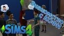 🎄 Знакомство с семьей Кофи 👫⭐ The Sims 4 Звёздная семья 1