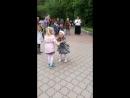 2018 День России Ксюша танцует
