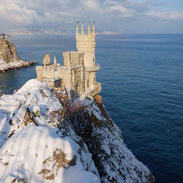 Петербург: туры в Крым на 11 ночей за 5600 рублей с человека