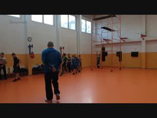 #spbboxing.live: тренировка в ШОН с Р. Ш. Тришевым