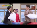 Knowing Bros 167 - Kim Young Chul's angry jaw