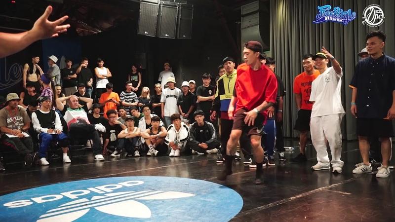 Freestyle session Taiwan x DPC JAM 2018 / Crew Battle Reformerz VS Pulinkizeat [Final]