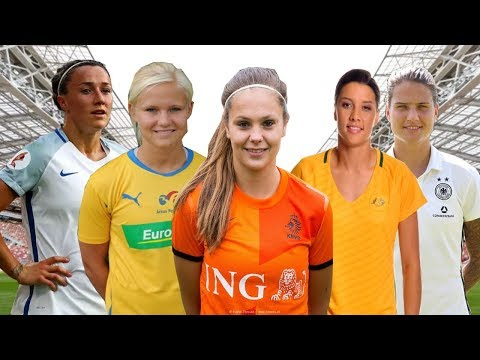 Women's Football of The Year 2018 Who Is The Winner Sam Kerr Lieke Martens Pernille Harder