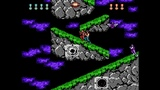 Super Contra NES, 2 Players - No Death Run