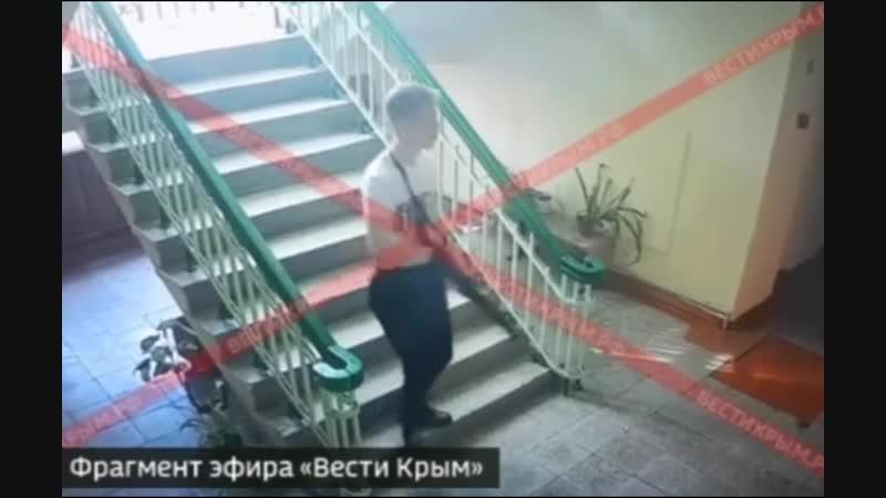 Камеры видеонаблюдения зафиксировали и взрыв и убийцу Владислава Рослякова