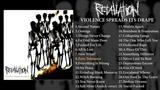 Retaliation - Violence Spreads Its Drape LP FULL ALBUM (2002 - Grindcore)