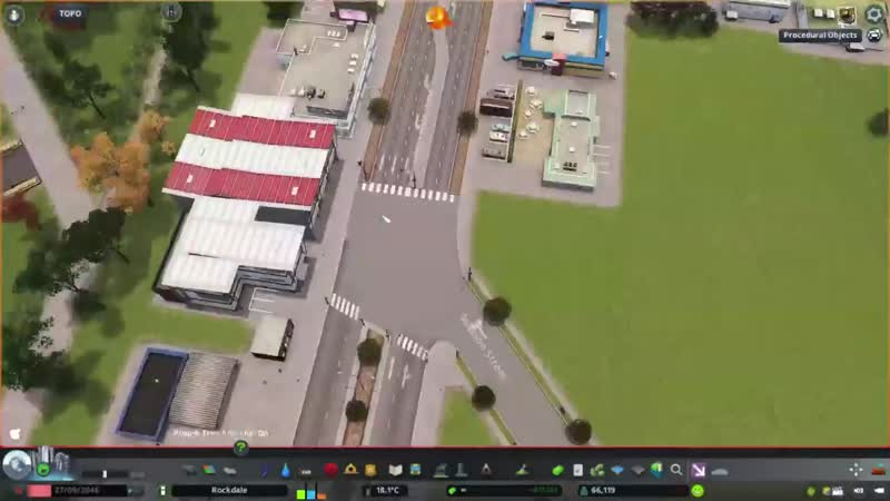 [Cgameworld] Cities: Skylines - Light Rail and Suburban Expansion (City Build Episode 46)