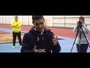 Visita de Javier Fernández y entrenamiento