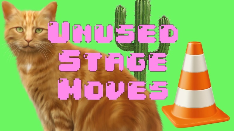 Top Un-Used Stage Moves - Is Dick Balls The New Meta?