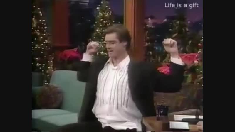 Самое смешное видео с Джимом Керри! Смотреть до конца! (РУССКИЙ ПЕРЕВОД)