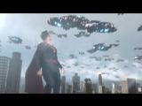Супермен, Марсианский охотник и Мисс Марсианка с Белыми Марсианинами против Даксамитов | ФИНАЛ