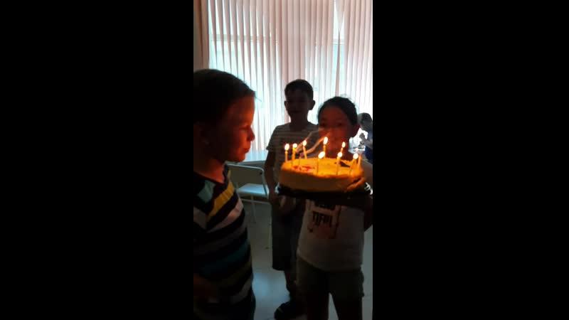 с днем рождения Аглям