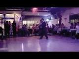 Javier Rodriquez &amp Vilma Vega in Osvaldo Pugliese's Nochero Soy