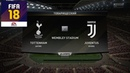 FIFA 18 - ПРОГНОЗ│1/8 ЛИГА ЧЕМПИОНОВ 2018│ТОТТЕНХЭМ - ЮВЕНТУС /Tottenham - Juventus/
