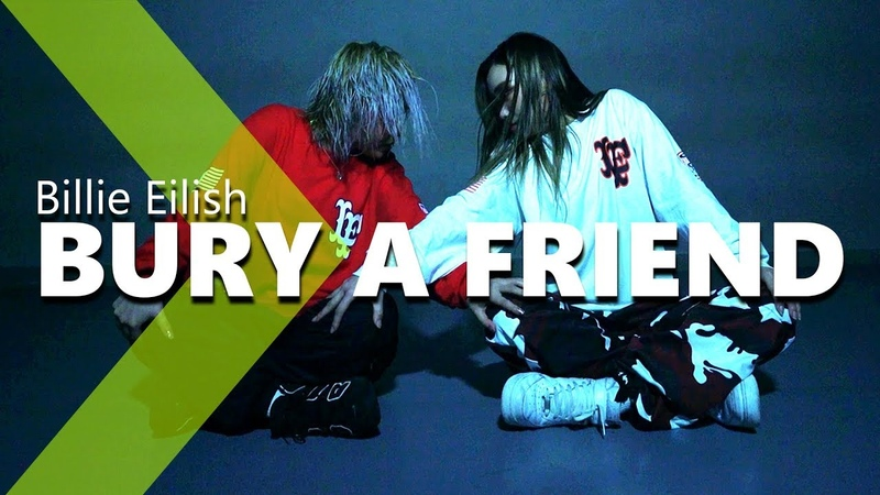 Billie Eilish - bury a friend / LIGI ISOL Choreography