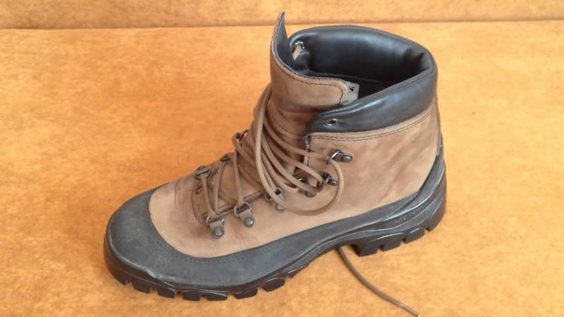 Шмот 6 горные ботинки Bates Combat Hiker