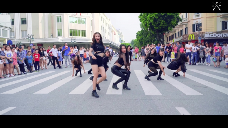 [KPOP IN PUBLIC CHALLENGE] TVXQ! _ MIROTIC x SNSD _ The Boys ¦ Cover