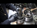 Mercedes Benz 722.6 transmission repair Part 3