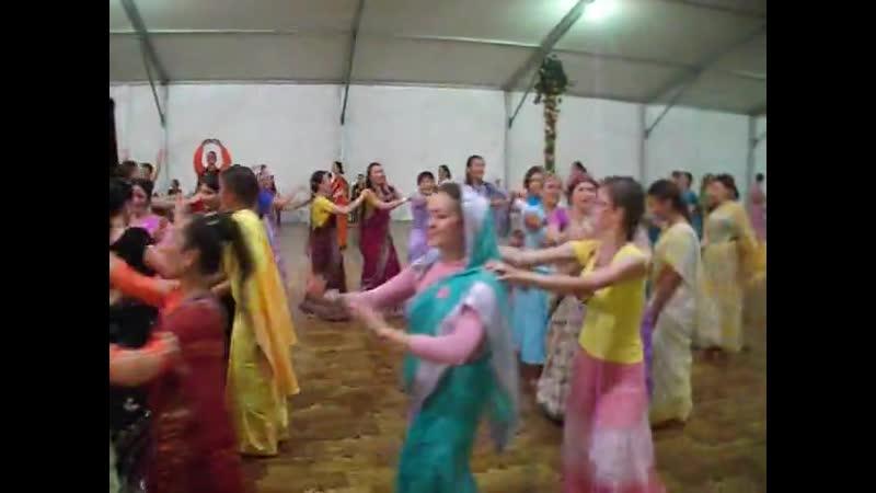 Киртан - Фестиваль Бхакти Сангама 2011