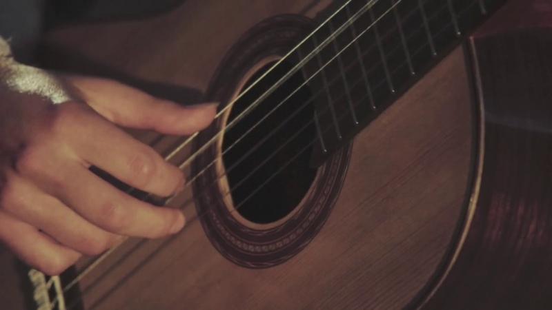 Classical Guitar - Johann Sebastian Bach - Prelude In D Minor BWV 999