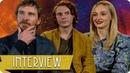 X-MEN: DARK PHOENIX Interviews   Michael Fassbender   Sophie Turner   Evan Peters