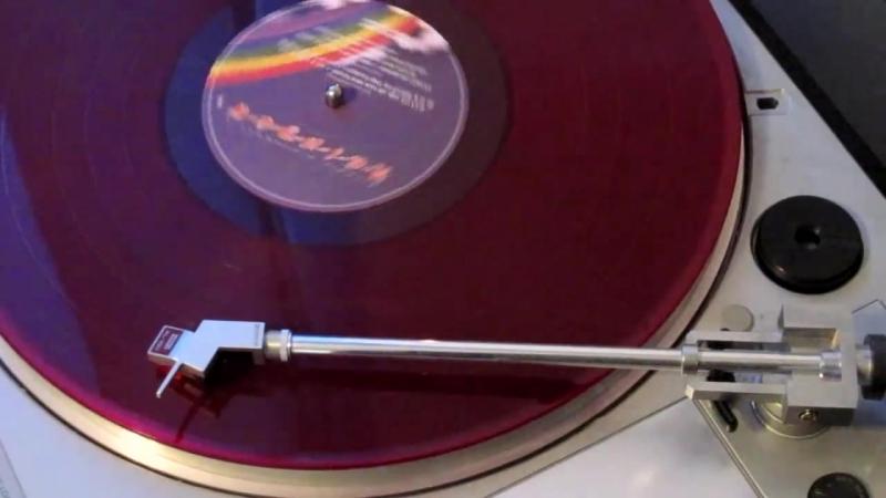 Ritсhiе Вlасkmоrеs Rаinbоw Tеmplе оf the Кing vinyl