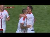 Гол Коларова на ЧМ-2018 в ворота Коста-Рики | 17.06.2018