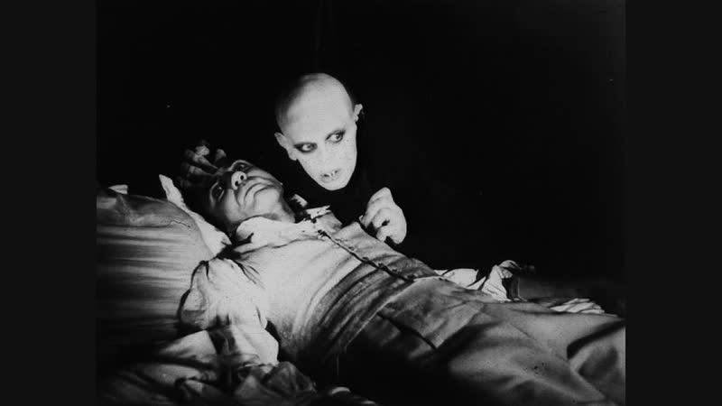 HD Носферату, симфония ужаса Nosferatu (1922) Фридрих Вильгельм Мурнау F.W. Murnau (субтитры) HD 1080